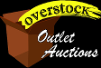 Overstock Outlet Auctions  logo