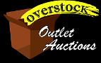 Overstock Outlet Auctions Homepage